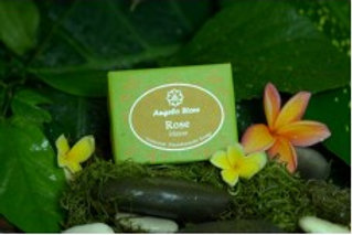 Rose Soap by Angelo Store 80g