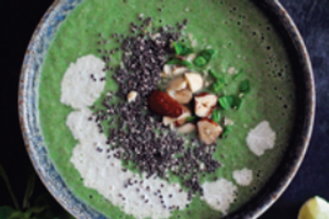 Organic Broccoli Detox Soup 330ml