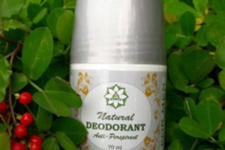 Natural Deodorant 70ml by Angelo Store