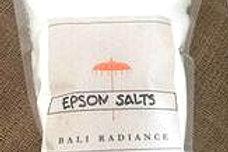 Epsom Salt by Bali Radiance 1kg