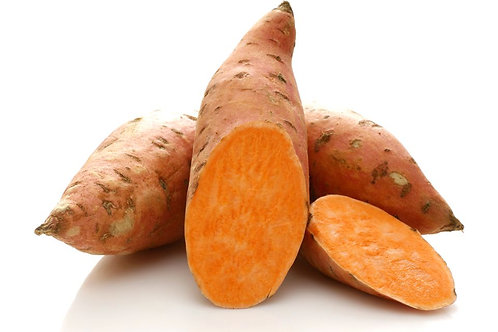 Organic Orange Sweet Potato 250g