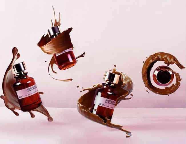 Maison Tahité Officine Creative: Cacao