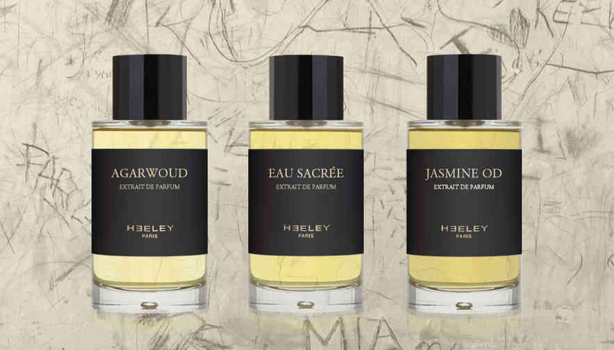 HEELEY - Extrait de Parfum