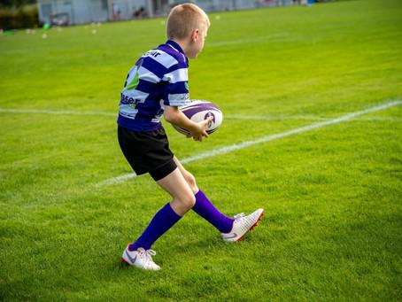 Pourquoi le rugby est-il idéal pour les enfants ?