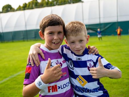 Sports pour enfants : le rugby, un sport complet