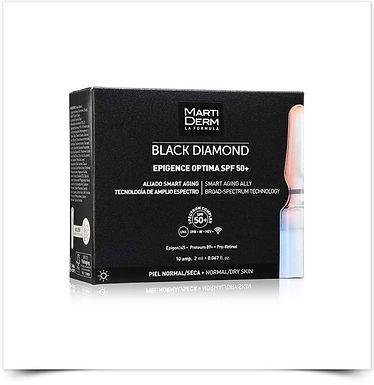 Martiderm Black Diamond Epigence Optima SPF50+ Ampolas x10