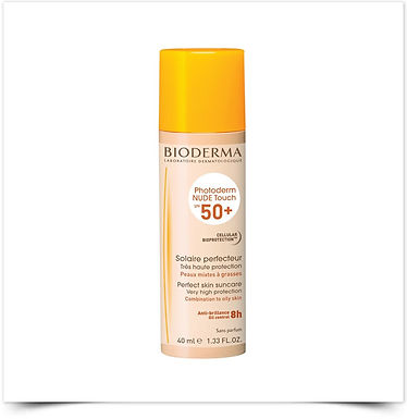 Bioderma Photoderm Nude Touch Cor SPF50+