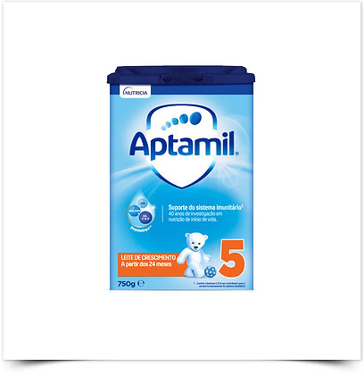 Aptamil 5 Leite Crescimento | 750g