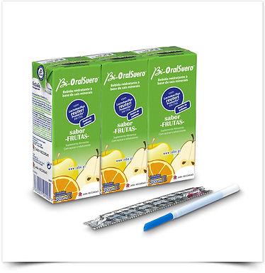 Bi-Oral Suero® Frutas