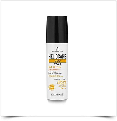 Heliocare 360 Color Gel Oil-free SPF 50+ Mate Bronze Intense