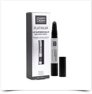 Martiderm Platinum Lip Supreme Bálsamo