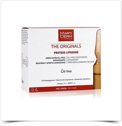 Martiderm The Originals Proteos Liposome 10 Ampolas