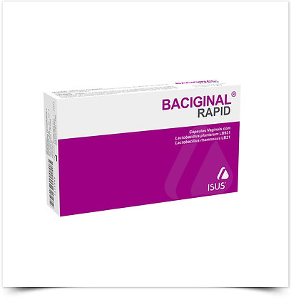Baciginal Rapid Caps Vaginais