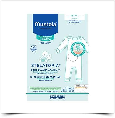 Mustela Bebé Stelatopia Pijama Calmante 12-24M