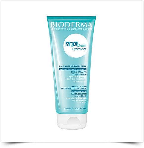 Bioderma ABCDerm Leite Hidratante 200ml