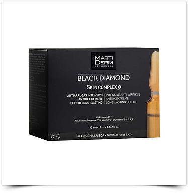 Martiderm Black Diamond Skin Complex+ 30 Ampolas