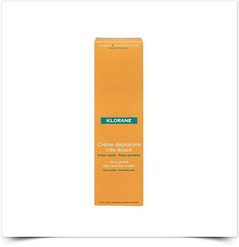 Klorane Creme Depilatório Muito Suave 150ml