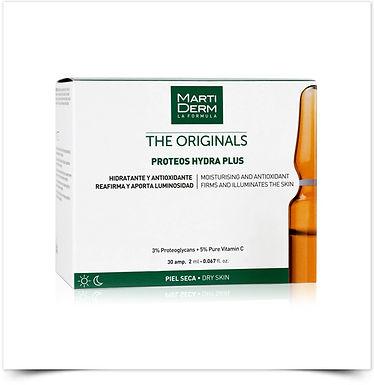 Martiderm The Originals Proteos Hydra Plus 30 Ampolas