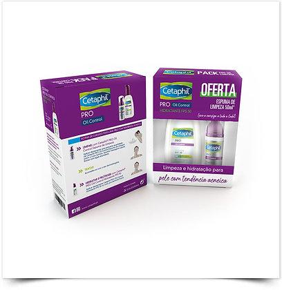 Cetaphil Pack Pro Oil Hidratante SPF30 + Oferta Espuma 50ml