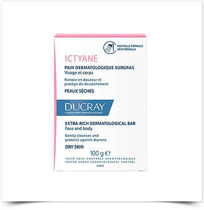 Ducray Ictyane Pain Dermatológico Extra Rico