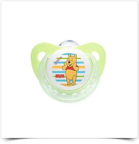 Nuk Trendline Chupeta Silicone Winnie The Pooh 6-18M