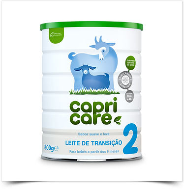 Capricare 2 Leite Cabra 800g +6m