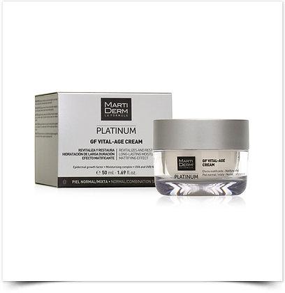 Martiderm Platinum GF Vital-Age Cream Pele Normal e Mista
