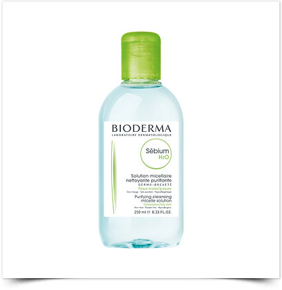 Bioderma Sébium H2O Água Micelar 250ml