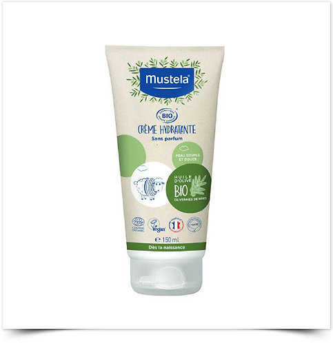 Mustela Creme Hidratante Bio | 150ml