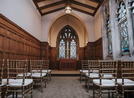 Nashville's Most Elegant & Intimate Wedding Chapel