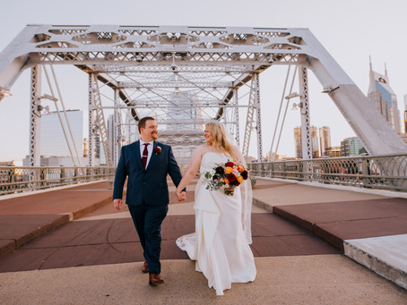 JADE + JACOB INTIMATE NASHVILLE ELOPEMENT