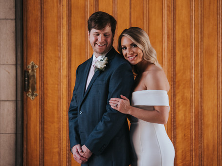 CASIE + JACOB SKINNER CHAPEL ELOPEMENT