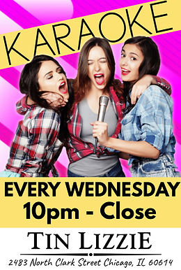 Copy of Karaoke Poster - Made with Poste