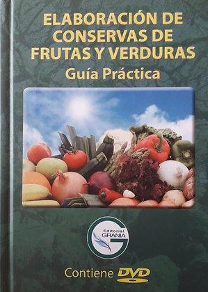 Libro ELABORACIÓN DE CONSERVAS FRUTAS Y VERDURAS