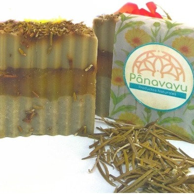 Jabón de arcilla verde PANAVAYÚ