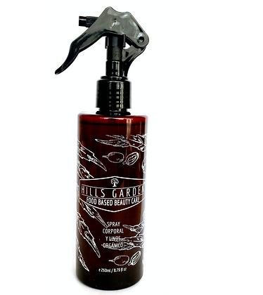 Spray Linos y cuerpo 260ml HILLS GARDEN
