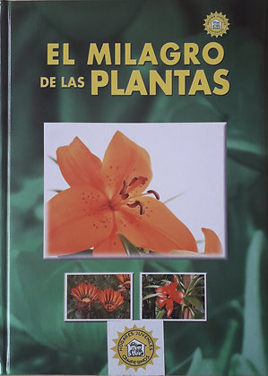 Libro EL MILAGRO DE LAS PLANTAS