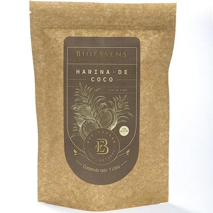 Harina de coco BIOESSENS