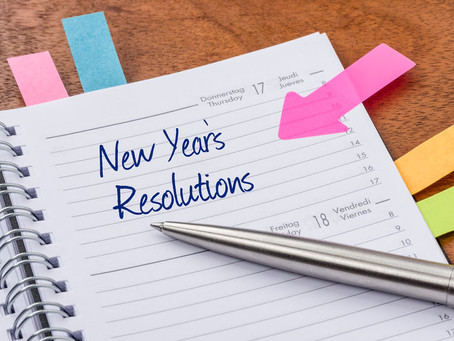 Why New Year Resolutions don't stick