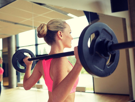 Why all women should lift weights