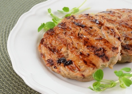 Recipe - Apricot Turkey Burgers