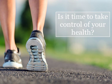 Is it time to take control of our health?