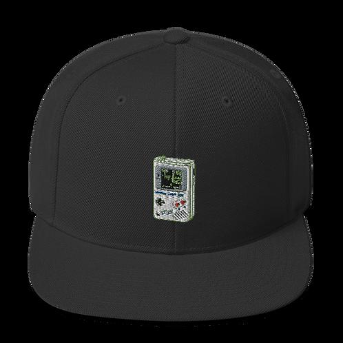 Cheat Codes Snapback Hat