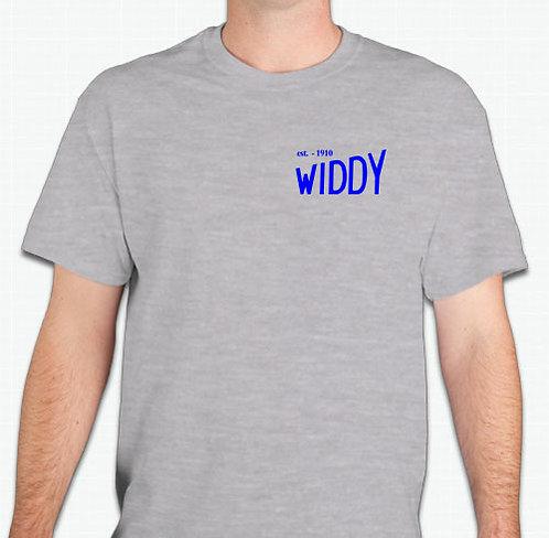 Widdy Tee Shirt Design #1