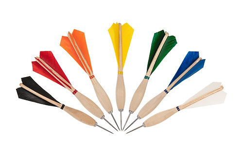 Widdy No.2 Official Tournament Darts (12 Darts))