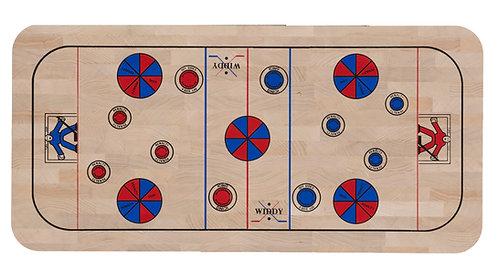 Widdy Hockey Dart Board w/darts