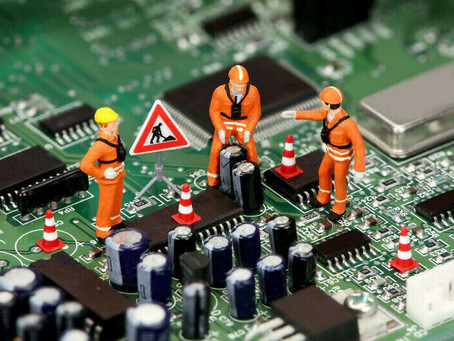 System, Sub-System, Board Level Repairs