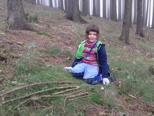 Náš příběh lesní školy ZÁŘÍ