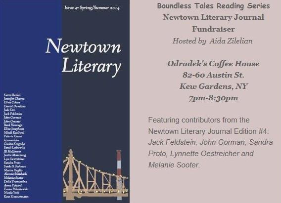 Newtown Literary Journal Fundraiser