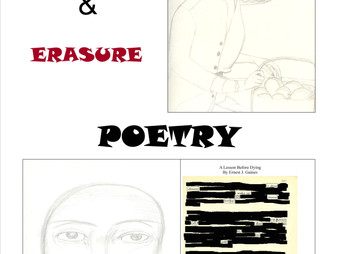 Creating Ekphrasic and Erasure Poetry